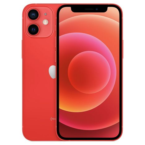 APPLE iPhone 12 Mini (PRODUCT)RED 64 Go Rouge