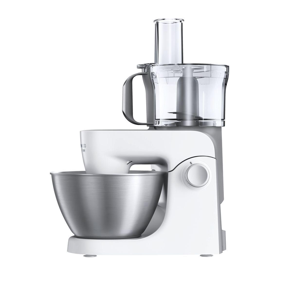 Robot pâtissier KHH300WH - Blanc et gris
