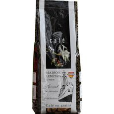 MAISON LEMETAIS Café en grains spécial restauration 100% arabica 1kg
