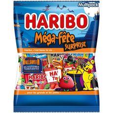 HARIBO Haribo Méga-fête surprise Bonbons Halloween 800g 800g