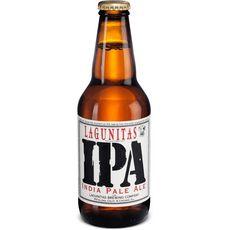 LAGUNITAS Bière ambrée IPA de Californie 6,2% bouteille 35,5cl