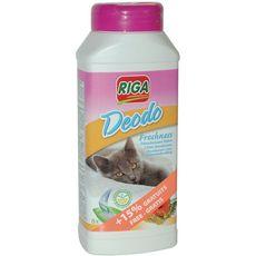 RIGA Riga déodolitière florale 750g +15%offert