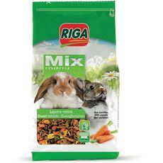 RIGA Riga menu mix carottes pour lapins nains sachet 1,5kg