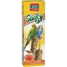 RIGA Riga sticky perruches miel -55g