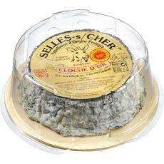 CLOCHE D'OR Selles sur Cher au lait cru AOP 150g