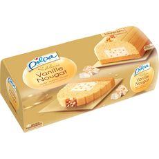 PILPA Pilpa Bûche glacée vanille nougat noisette 536g 8-10 parts 536g