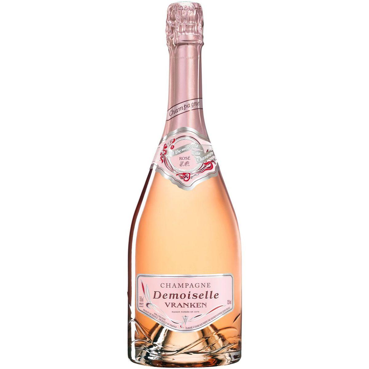 Vranken AOP Champagne Demoiselle rosé
