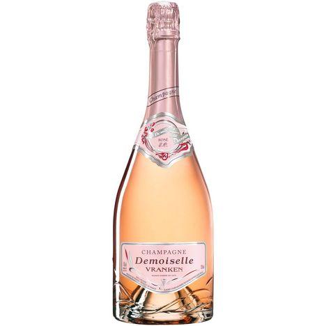 VRANKEN Vranken AOP Champagne Demoiselle rosé