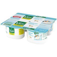 VRAI Vrai Fromage blanc au lait de brebis bio 4x100g. 4x100g