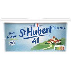 St Hubert ST HUBERT ST HUBERT 41 Margarine demi sel allégée à tartiner 500g