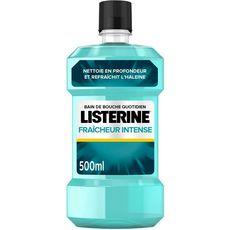 Listerine LISTERINE Bain de bouche fraîcheur intense