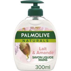 PALMOLIVE Savon liquide pour les mains amande et lait 300ml