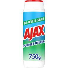 AJAX Poudre à récurer bi-javelisant 750g