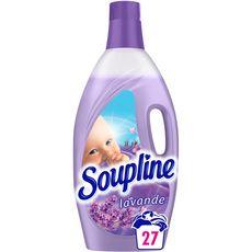 SOUPLINE Assouplissant concentré lavande 27 lavages 1,9l