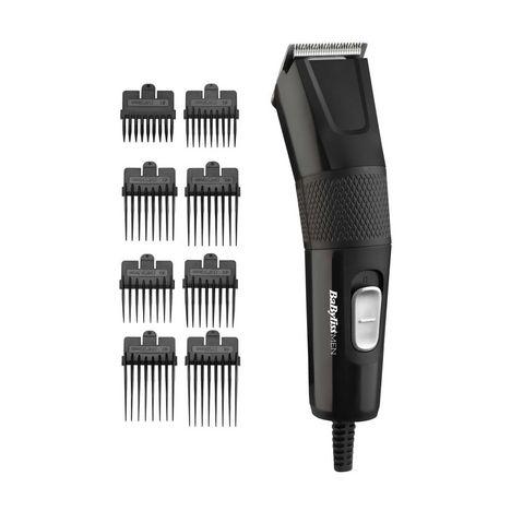 BABYLISS Tondeuse cheveux E756E - Noir