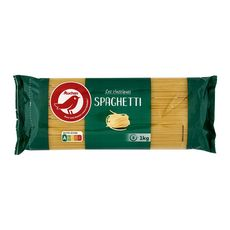 AUCHAN Spaghetti de qualité supérieure 1kg