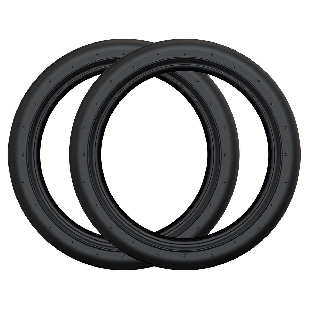 Pack de 2 pneus de remplacement pour trottinettes électriques Xiaomi