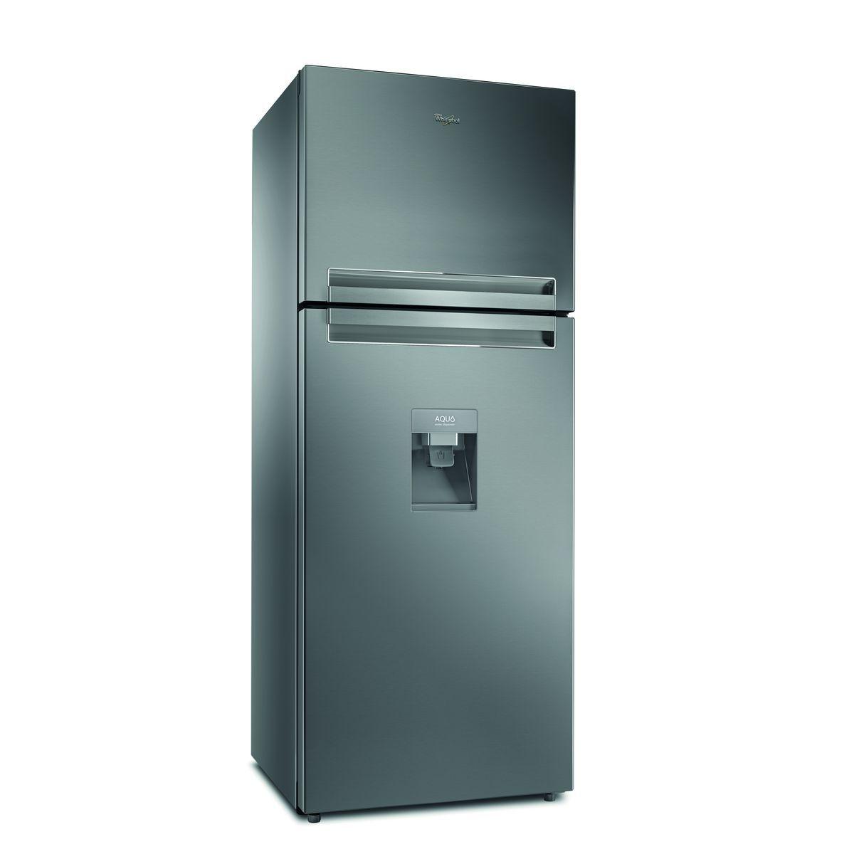 Réfrigérateur 2 portes TTNF8111OXAQUA1, 421 L, Froid no frost
