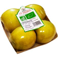 THOMAS LE PRINCE Thomas Le Prince - Pommes Golden Bio 4 pièces 4 pièces