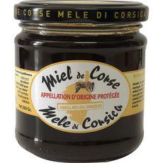 MELE DI CORSICA Miel de Corse AOP miellats du maquis 250g
