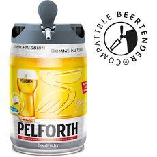PELFORTH Bière blonde du Nord 5,8% fût pression 5l