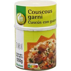AUCHAN ESSENTIEL Couscous garni 2 personnes 1,050kg