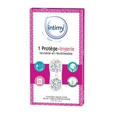 INTIMY Care Protège lingerie lavable réutilisable 1 pièce