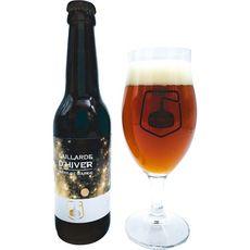 GAILLARDE Gaillarde Bière d'hiver 5,5% 33cl 33cl