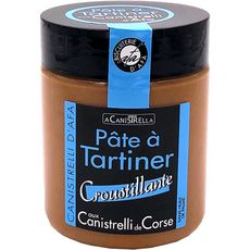 CANISTRELLI Canistrelli Pâte à tartiner croustillante aux canistrelli de Corse 250g 250g