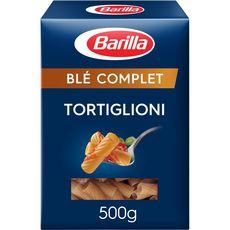 BARILLA Tortiglioni au blé complet 500g