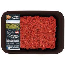 Haché de Veau d'Aveyron Filière Responsable Label Rouge 15%mg 350g 350g