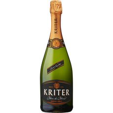 KRITER Vin effervescent demi-sec 75cl