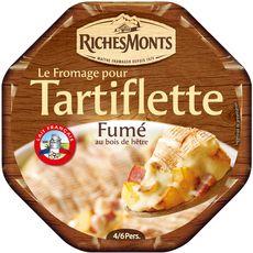RICHESMONTS Riches Monts Le fromage pour tartiflette fumé au bois de hêtre 450g 450g