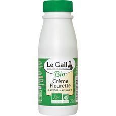 LE GALL Crème fraîche bio fluide 25cl