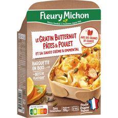 FLEURY MICHON Gratin de butternut 1 portion 300g