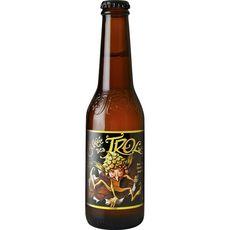CUVEE DES TROLLS Bière blonde 7% bouteille 25cl