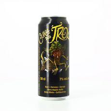 CUVEE DES TROLLS Bière blonde 7% boîte 50cl
