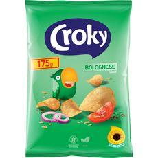 CROKY Chips saveur bolognese 175g
