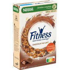 NESTLE Nestlé fitness chocolat 540g