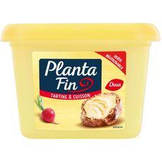 PLANTA FIN Planta Fin Matière grasse allégée 60% MG à tartiner et à cuire 1kg 1kg