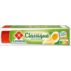 LESIEUR Mayonnaise aux œufs de plein air origine France en tube 175g