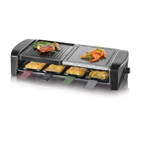 SEVERIN Appareil à raclette et gril RG9645 - Noir