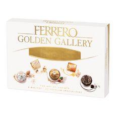 FERRERO Ferrero Golden Gallery Confiserie chocolatée art of variety 22 pièces 216g 22 pièces 216g