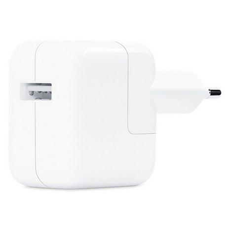 APPLE Chargeur secteur /USB pour iPhone, iPad, iPod - Blanc