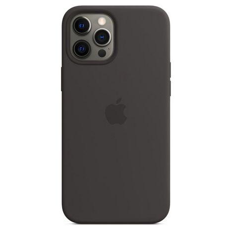 APPLE Coque MagSafe pour Apple iPhone 12 Pro Max - Noir