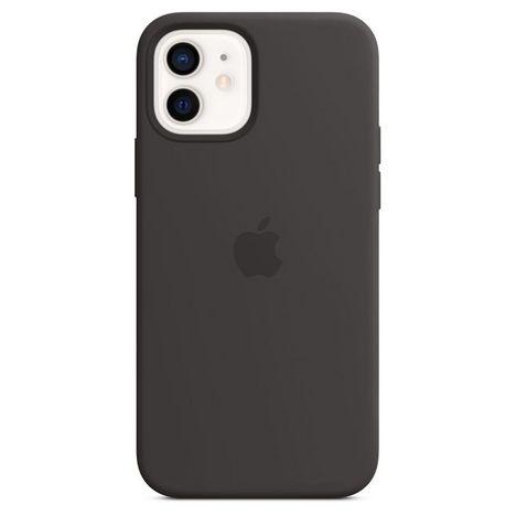 APPLE Coque MagSafe pour Apple iPhone 12 et 12 Pro - Noir