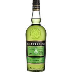 CHARTREUSE Liqueur Chartreuse verte 55% 70cl