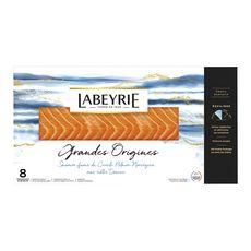 LABEYRIE Labeyrie saumon fumé de Norvège tranche x8 -310g