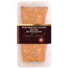 Foie gras de canard entier 2x40g