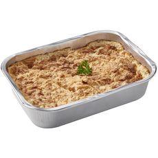 AUCHAN LE TRAITEUR Gratin dauphinois à la crème 4-6 portions 1kg